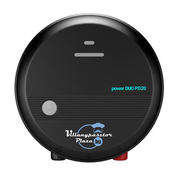 Power DUO PD20 Villanypásztor Készülék